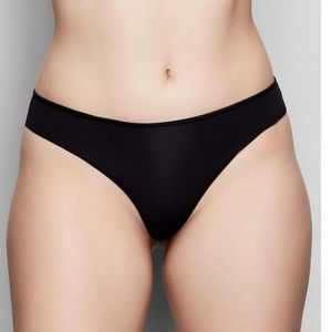 Skims Fits Everybody Black Thong